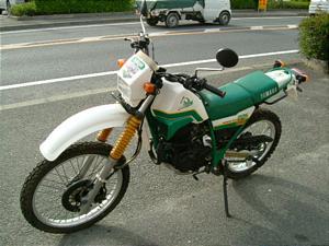 中古 ヤマハ セロー セロー 250/ヤマハの新車・中古バイクを探すなら|ウェビック